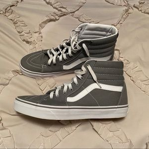 Men's high top Vans